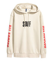 SS17 H&M JUSTIN BIEBER PURPOSE TOUR HOODIE BEIGE 送料無料