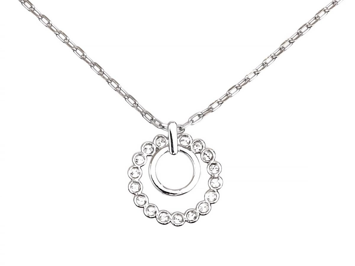 SWAROVSKI ネックレス 5113785 Cathy Double Necklace
