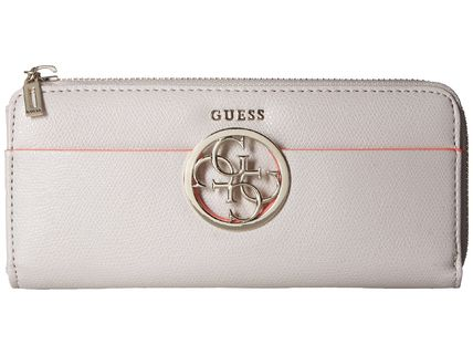 SALE完売間近☆GUESS☆Devyn SLG Slim Zip Wallet