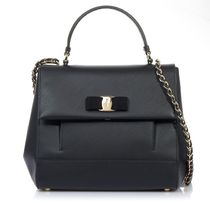 【関税負担】 SALVATORE FERRAGAMO CARRIE BAG