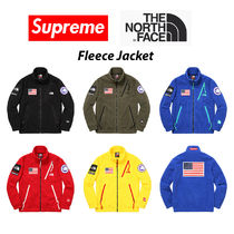 Supreme The North Face  Fleece Jacket 17SS