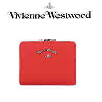 Vivienne Westwood ★ MIAMI 32124 RED 折りたたみ財布