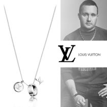 Louis Vuitton(ルイヴィトン)  リングネックレス モノグラム