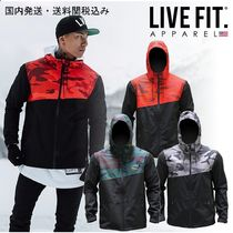 Live Fit(リブフィット) パーカー・フーディ 国内発送・送料関税込み☆LIVE FIT☆Recon Tech Jacket