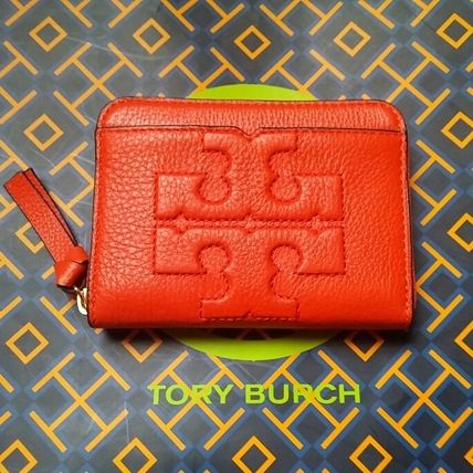 【訳あり】Tory Burch★ BOMBE T COIN CASE