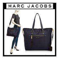 MARC JACOBS(マークジェイコブス) マザーズバッグ 国内発送☆MARC JACOBSジェイコブス/トルーパーマザーズバッグ