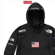 大人気コラボ☆XL Supreme x TNF Gore Tex Pullover/ BLACK