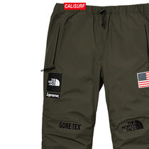 大人気コラボ☆M Supreme x TNF Gore Tex Pants/ KHAKI