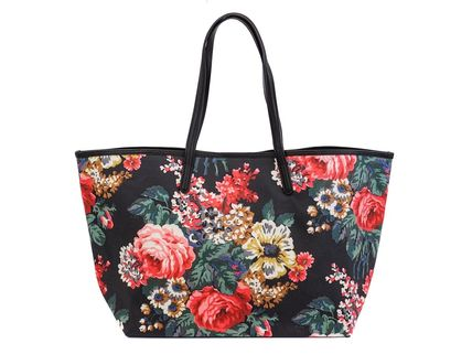 Cath Kidston トートバッグ Cath Kidston トートバッグ  i538329 Large Bloomsbury Bouquet (2)