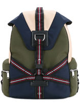DIOR HOMME(ディオールオム) バックパック・リュック three-tone canvas backpack with strapsキャンバスバックパック