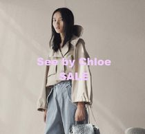 VIP SALE 2017NEW See by Chloeシーバイクロエスプリングコート