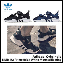 【adidas Originals】NMD_R2 Primeknit x White Mountaineering