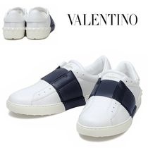 VALENTINO正規品/EMS発送/送料込み  Rock Stud Bending Sneakers