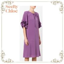 【17SS】★SEE BY Chloe★shift dress