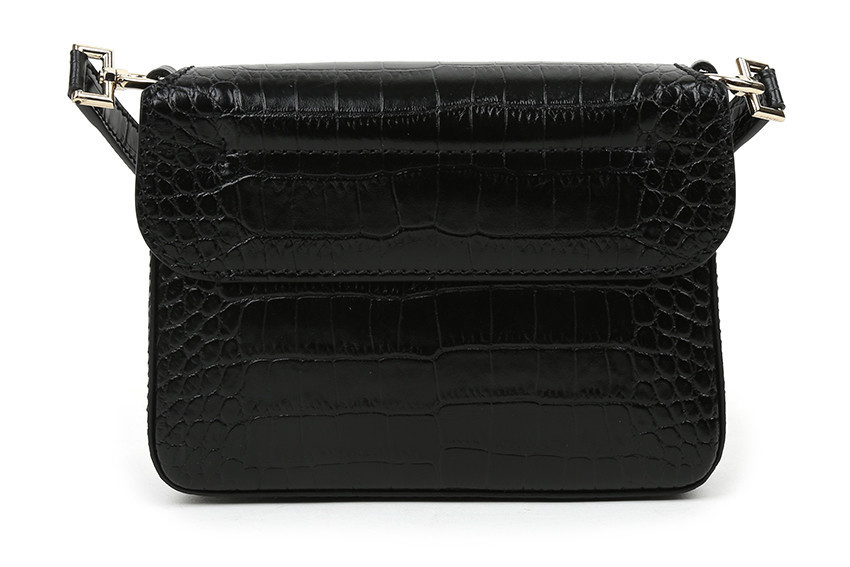 GIVENCHY 17SS STAMP COCCO Nobile ミニショルダーバック_BLACK