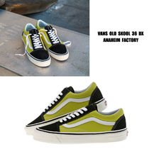 VANS★OLD SKOOL 36 DX★ANAHEIM FACTORY★バイカラー 25.5~28cm