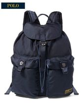 新作!★送料関税込★MILITARY NYLON BACKPACK