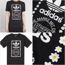 Adidas x Pharrel Williams フラワーTシャツ 1枚 Sale
