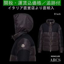 MONCLER(モンクレール) ダウンジャケット Moncler Men's ARCS (ダウンジャケット) MMON0091G