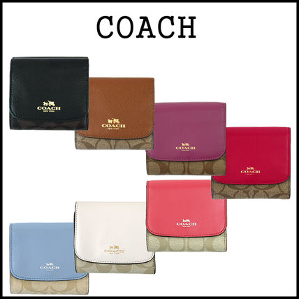 3-5 days at COACH new color mini bifold wallet F53837