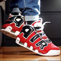 先行入手!Nike Air More Uptempo Hoop Pack アップテンポ Red