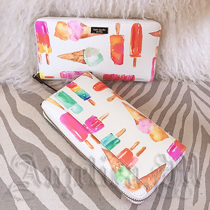 ★安心ヤマト★Kate Spade SHORE STREET ICE POP PRINT WLRU2750