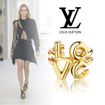 """Louis Vuitton(ルイヴィトン) 指輪・リング 17SS Louis Vuitton(ルイヴィトン) LV & Me """"Love"""" リング"""