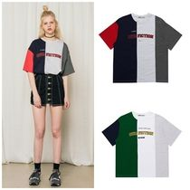 日本未入荷5252BYOIOIの5252 COLOR BLOCK T-SHIRT 全2色