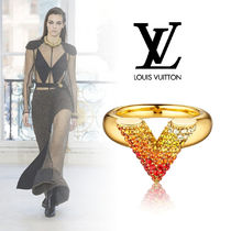 Louis Vuitton(ルイヴィトン) 指輪・リング 17SS Louis Vuitton(ルイヴィトン) Essential V Strass リング