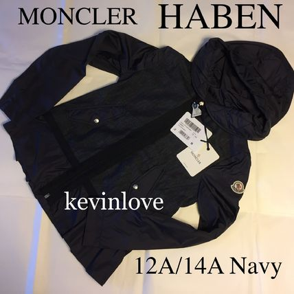 Spring MONCLER HABEN 12/14 adults also wear A Navy
