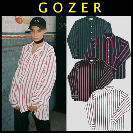 Freezer GOZER RAYN STRIPE SHIRT