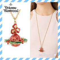 関税.送料込!!★Vivienne Westwood★Orb Pendant Long Necklace