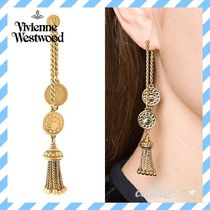 関税.送料込!!★Vivienne Westwood★Konstantina Long Earrings