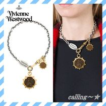 関税.送料込!!★Vivienne Westwood★Wheels Pendants Necklace