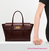 国内発 | MULBERRY  New Bayswater トートバッグ  Oxblood