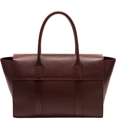 Mulberry トートバッグ 国内発 | MULBERRY  New Bayswater トートバッグ  Oxblood(3)