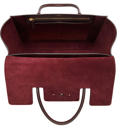 Mulberry トートバッグ 国内発 | MULBERRY  New Bayswater トートバッグ  Oxblood(4)