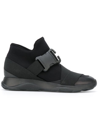 Christopher Kane 17SS safety buckle sneakers