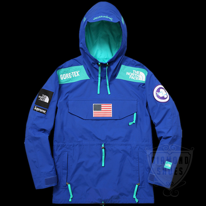 SUPREME THE NORTH FACE ANTARCTICA EXPEDITION PULLOVER JACKET