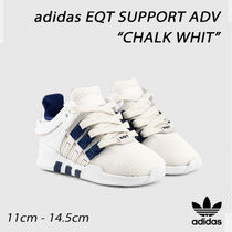 "【新作】adidas EQT SUPPORT ADV ""chalk white""(11-14.5cm)"