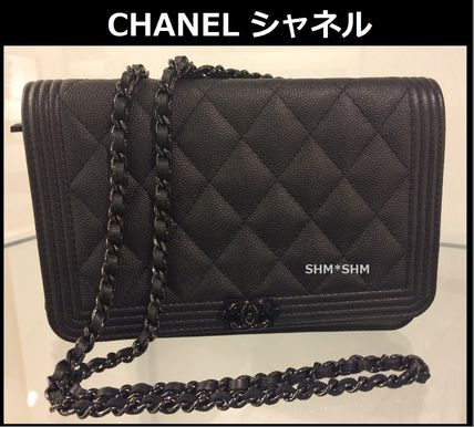 * WOC boy * black classic * early win CHANEL