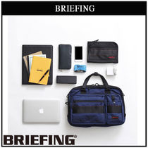 BRIEFING(ブリーフィング) ビジネスバッグ・アタッシュケース BRIEFING ブリーフィング☆ 送料込み  A4 LINER / MIDNIGHT
