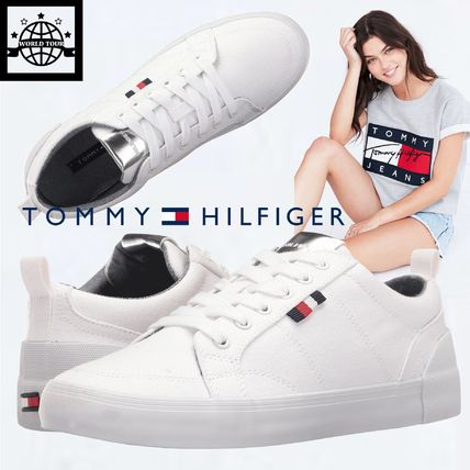 sold out before it's popular brand Tommy Hilfiger sneaker