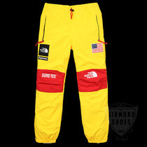 SUPREME THE NORTH FACE ANTARCTICA EXPEDITION PANT YELLOW 黄