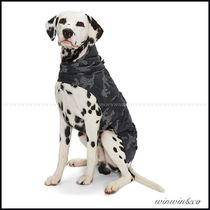 【関税負担】Ralph Loren REFLECTIVE CAMO DOG COAT