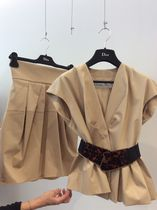 SALE◆◇Christian Dior Two pieces W Belt/Tops and Skirt◆◇