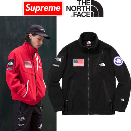 6 weeks 17 Supreme X the north face jacket