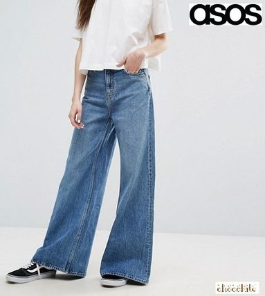 Transmission * ASOS * Weekday * A lineweidregg jeans