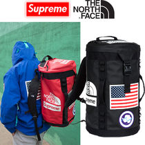 6 weeks 17 Supreme シュプリーム X the north faceバックパック
