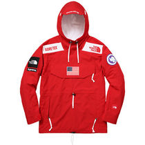 Supreme North Face Trans Antarctica Expedition Pullover Red